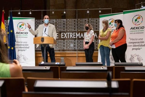 La AEXCID inicia el proceso para elaborar una nueva Ley de Cooperación en el que tendrá una amplia participación la sociedad civil extremeña