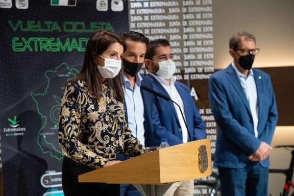 La Vuelta Ciclista a Extremadura recorrerá la región del 24 al 26 de septiembre y contará con la participación de 20 equipos de España y Portugal
