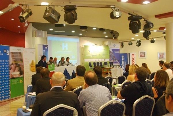 Antonio Morales inaugura en Mogán las VII Jornadas de Sostenibilidad y Eficiencia Energética