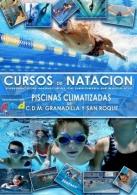 CURSOS DE NATACIÓN 2019 (OCTUBRE-NOVIEMBRE-DICIEMBRE)