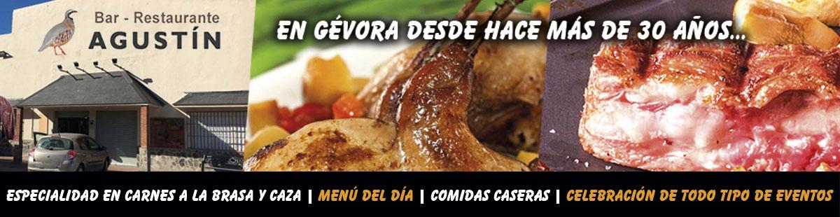 Bar Restaurante Agustín