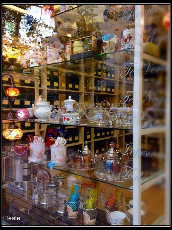Teate - Tienda de tés e infusiones