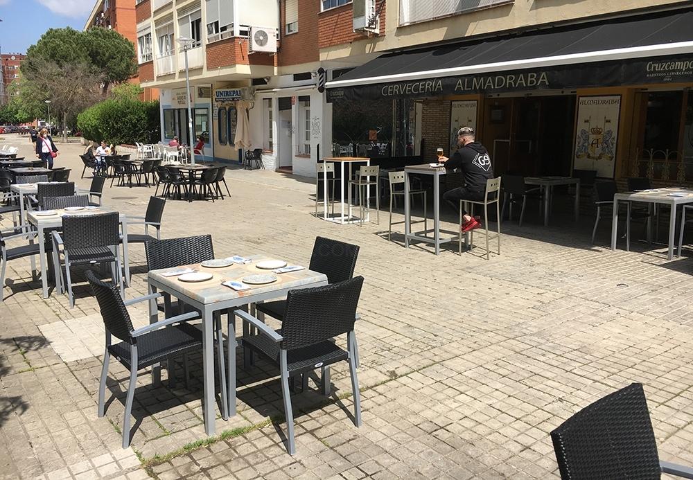 Cervecería Restaurante Almadraba