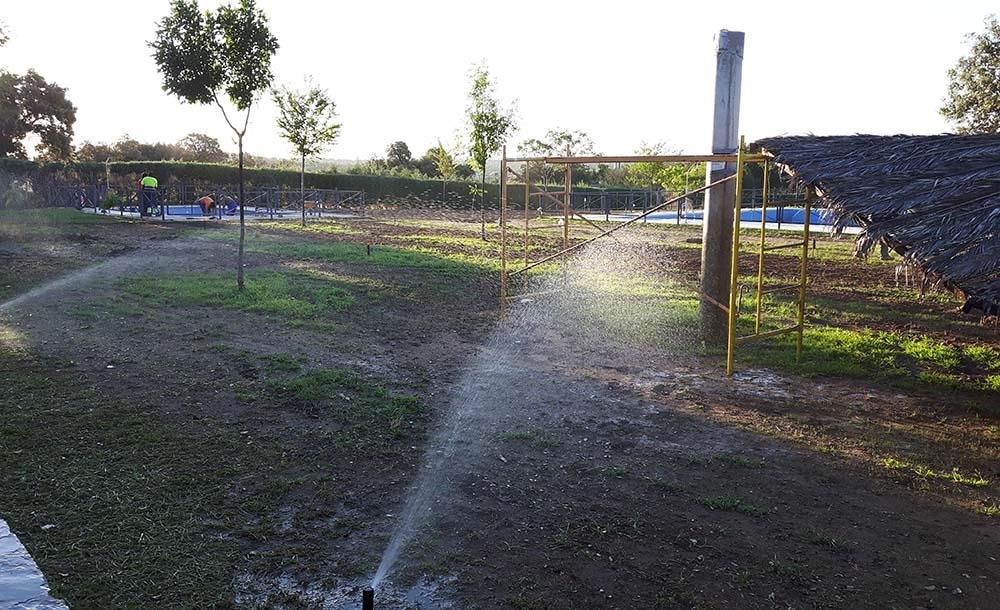 instalaciones de riego badajoz