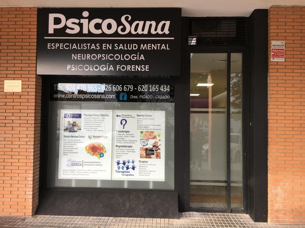 Psicólogo en Badajoz Psicosana