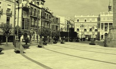 Plazas y edificios singulares