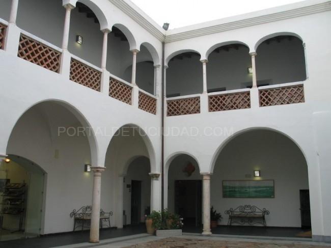 Casa del pintor Luis de morales