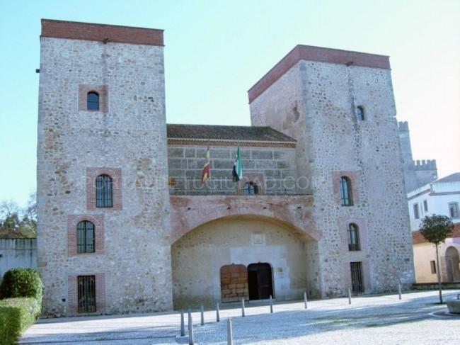 Palacio de los duques de feria