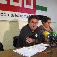 CCOO exige a Monago que rectifique el recurso a la sentencia del TSJEx sobre oposiciones
