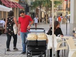 La Seguridad Social destinó en Extremadura 21,5 millones a prestaciones de maternidad y paternidad hasta septiembre
