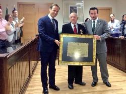 Parejo destaca la figura de Victorino Martín como embajador de Extremadura y defensor de la Dehesa extremeña