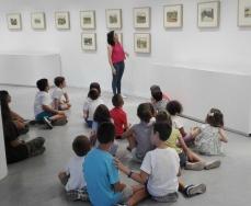 El MEIAC ofrece talleres de arte contemporáneo para todos los públicos durante el verano