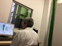 """El grupo de investigación GAIRBER está llevando a cabo un proyecto cuyo objetivo es convertir el hueso de la aceituna en combustible """"limpio""""."""