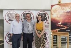 Alejandro Pachón presenta su libro 'Cine para enseñar', que muestra el 7º arte como recurso didáctico