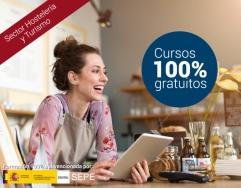 Cursos online gratuitos para el sector hostelería y turismo