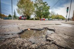 El Ayuntamiento de Badajoz licita las obras de asfaltado de calles por 2.250.000 euros