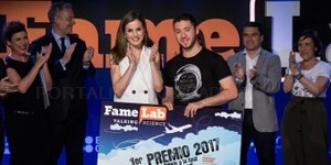 Pedro Daniel Pajares será el representante de España en la final internacional de Famelab.
