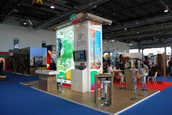 Artesanía y tradiciones de España y Portugal protagonizan la presencia de la Eurorregión EUROACE en la XXVIII edición de FEHISPOR.