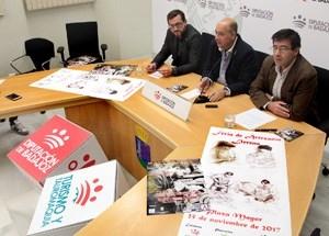 """El próximo 25 de noviembre se celebrará en Llerena el """"Festival de los Oficios Artesanos""""."""