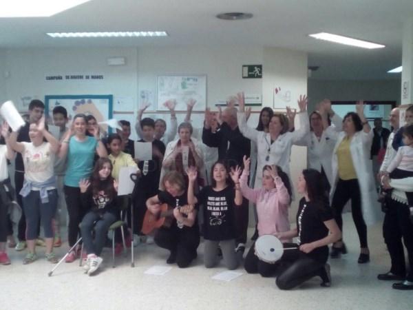 Doscientos escolares de centros educativos de Badajoz participan hoy en una convocatoria para promover hábitos de vida saludables