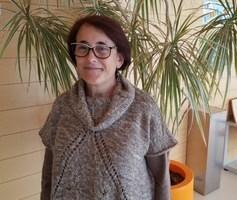 Investigadora de la UEx, María Luisa González,