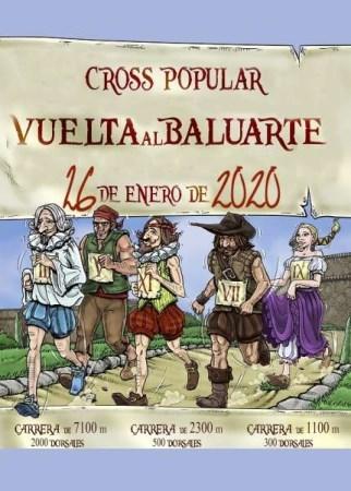 36º Cross Popular Vuelta al Baluarte 2020 de Badajoz