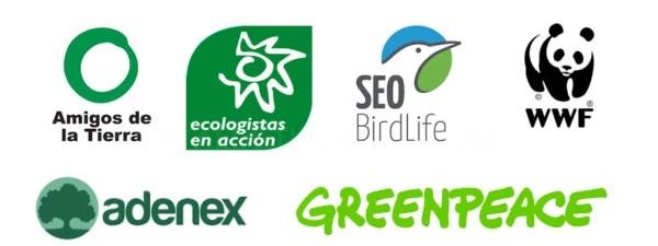 Las principales asociaciones ecologistas convocan una rueda de prensa