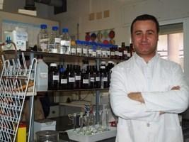 Ramón Cava investigador de la UEx