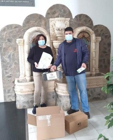 La Diputación de Badajoz amplía su colaboración con los municipios para dotarles de medios de protección frente al coronavirus