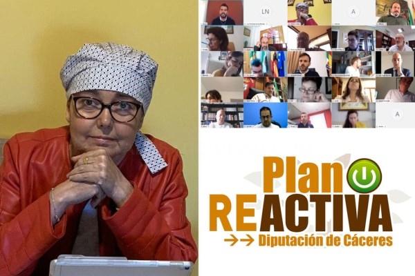 Charo Cordero: Diputación aprueba un Plan histórico de 91 millones, un Plan de todas y todos para reconstruir la provincia