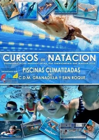 Cursos de natación verano 2020
