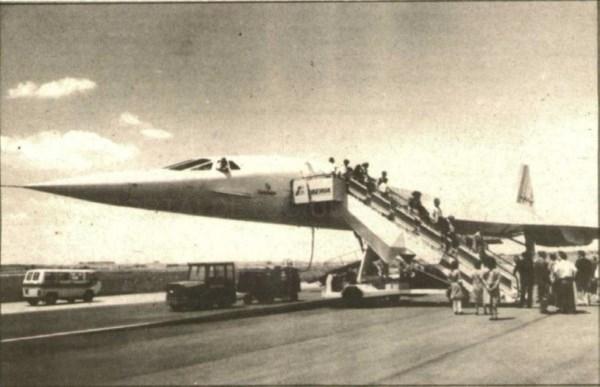 Badajoz con Concorde pero sin aeropuerto
