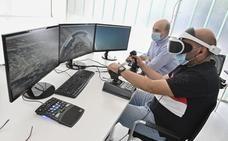 Un simulador para formar a los pilotos de Talavera