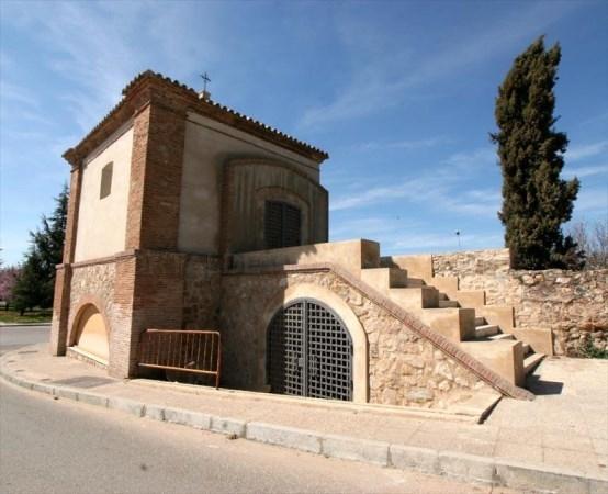 La Cívica quiere hacer visitable la ermita de Pajaritos