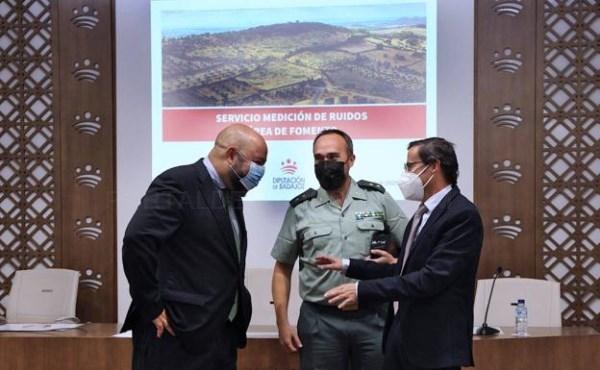 Los municipios de Badajoz contarán con sistemas para medir los niveles de ruido