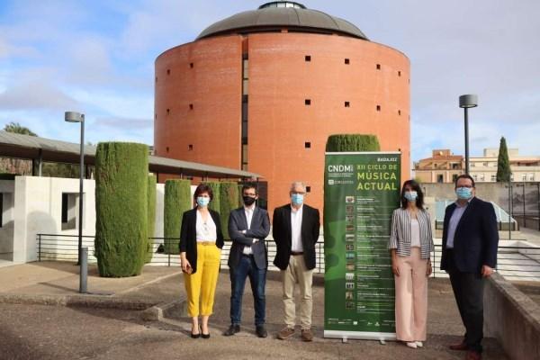 Trece conciertos componen el XII Ciclo de Música Actual, que se desarrollará de octubre a marzo en Badajoz, Elvas y Llerena