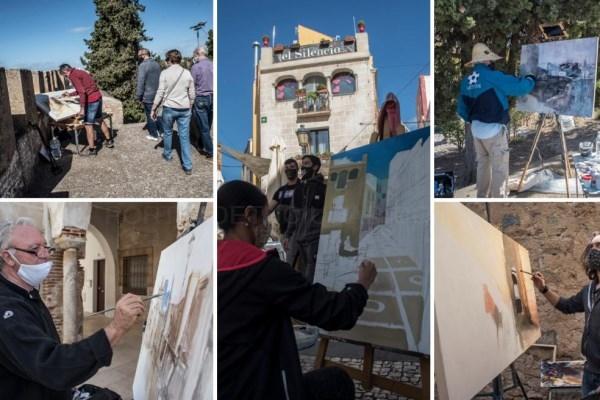 Badajoz se deja contagiar por el arte