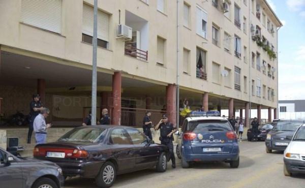Detenido por disparar contra la vivienda de su expareja en Suerte de Saavedra