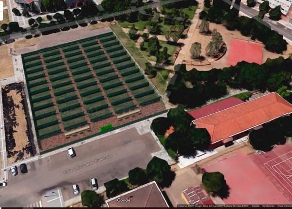 El Ayuntamiento de Badajoz licita los huertos urbanos de Suerte de Saavedra