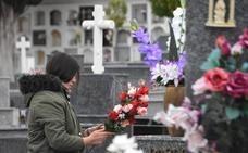 Se suspenden las misas del día 2 en los cementerios de Badajoz