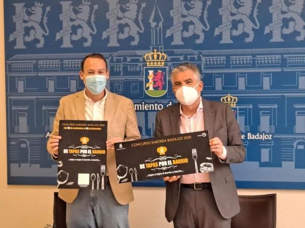 Un nuevo concurso de tapas aglutina a todos los barrios y poblados de Badajoz