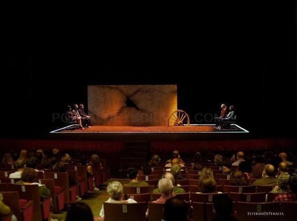 El Festival Internacional de Teatro atrae a más de 3.500 espectadores