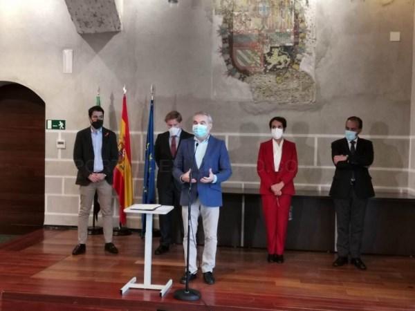 El Ayuntamiento de Badajoz destina 20 millones de euros a un plan de inversiones