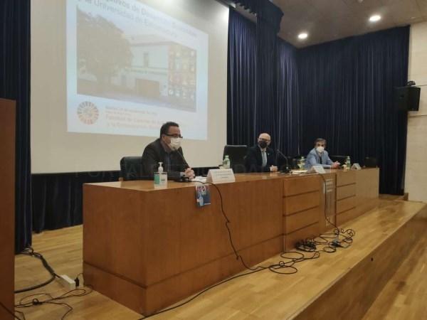 El director general de Política Universitaria defiende que las universidades contribuyan al establecimientoEl director general de Política  de los ODS