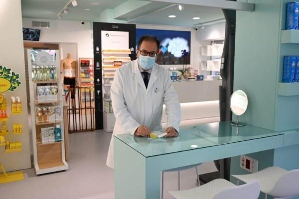 Las farmacias de Badajoz reciben esta semana los test de autodiagnóstico del covid-19