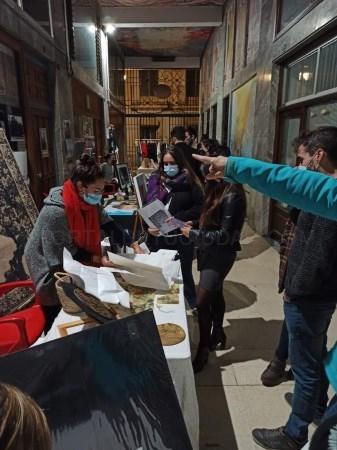 El Pasaje de Arte de Badajoz estrenará ubicación y reunirá a 40 expositores el 19 de diciembre