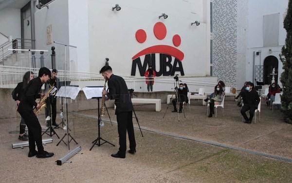 El Conservatorio superior y el Museo de Bellas Artes se alían para poner en valor la cultura