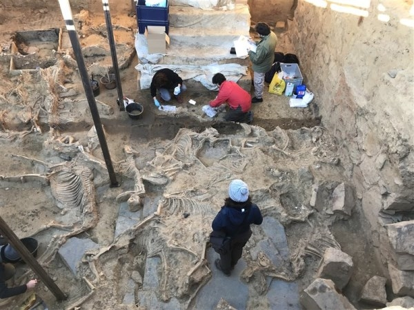 National Geographic y Canal Extremadura hablan sobre el túmulo de El Turuñuelo