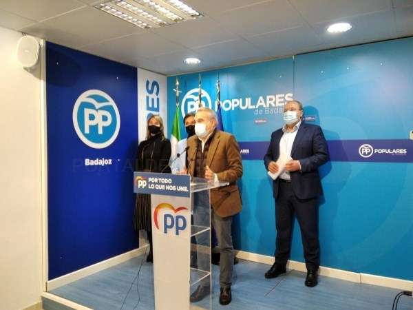 Fragoso urge a la Junta la construcción del sexto puente en Badajoz