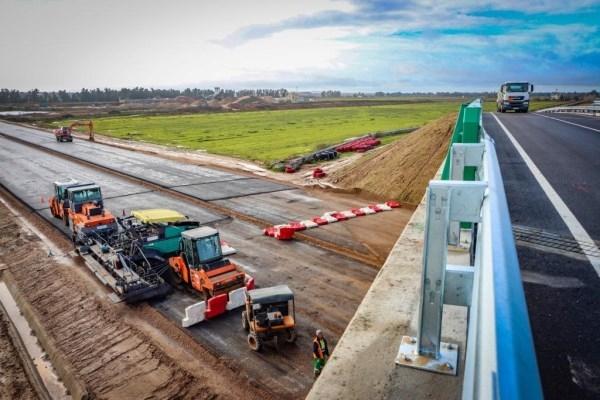El primer tramo de la Ronda Sur de Badajoz estará en servicio este verano